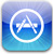 iPhone App Store Icon