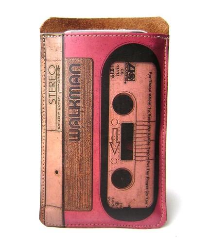 Sony Walkman iPhone Case