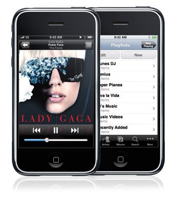 Mit Apple's Remote könnt Ihr Euer iPhone als Fernbedienung für iTunes verwenden