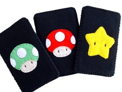 iPhone Case mit Super Mario's kleinen Freunden giobt's für je ca. 23 USD