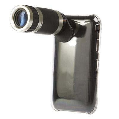 Das Teleskop für's iPhone kostet ca. 17 Dollar