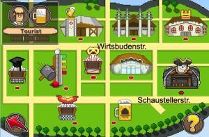 Das offizielle Oktoberfest-Spiel bietet insgesamt 10 Spiele im Spiel