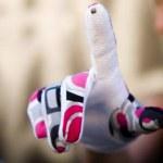 Touchscreen-freundliche Handschuhe selbst gemacht