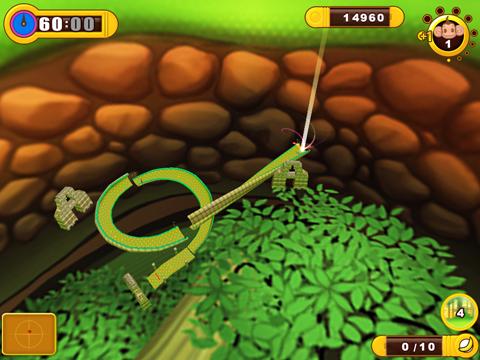 Super Monkey Ball 2 Level-Beginn